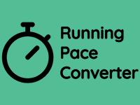 Run Pace Converter